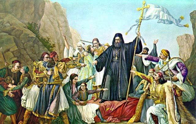 Η ιστορία της Ελληνικής Επανάστασης του 1821 (φωτογρ.)