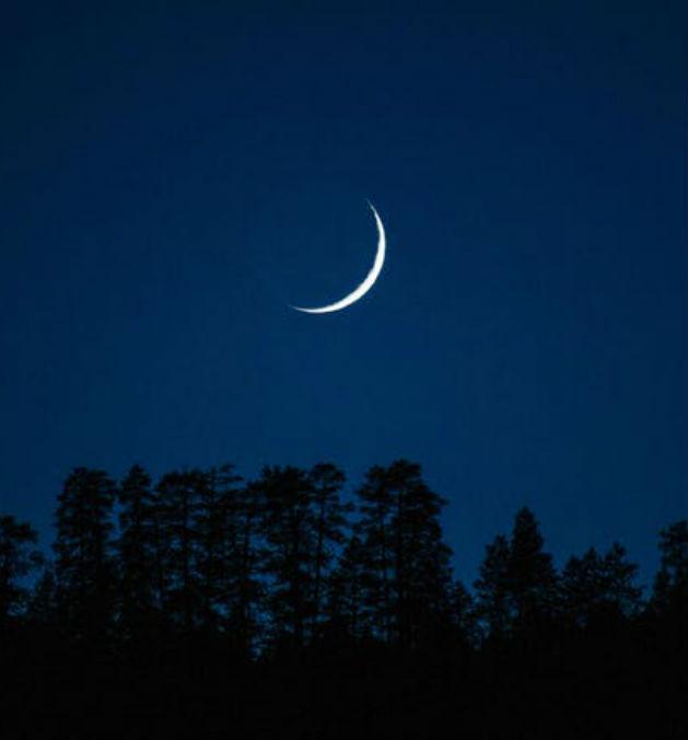 Της νύχτας το φεγγάρι είναι συντροφιά και χάδι