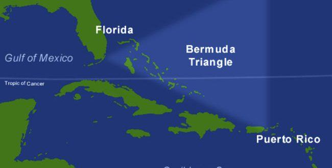 Τρίγωνο των Βερμούδων: Παραμένει μυστήριο; [Εικόνα]