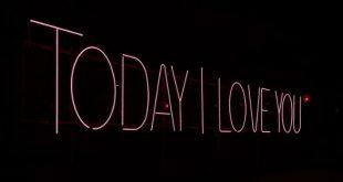 Να λες όταν αγαπάς