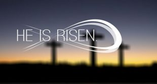 Christ is risen.