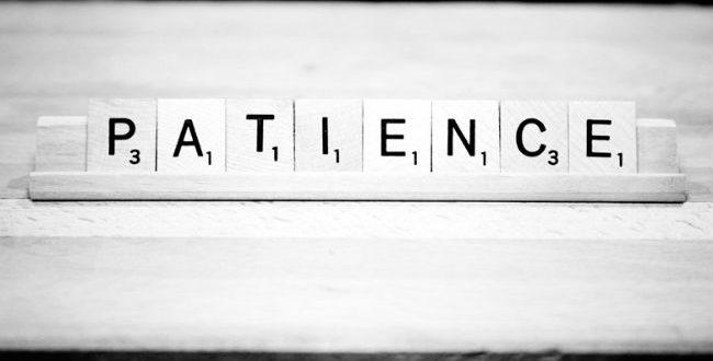 Μάθε το παιδί σου να έχει υπομονή!