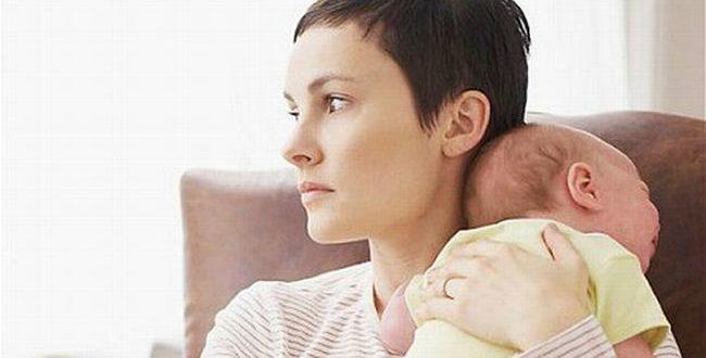 Εγκυμοσύνη-τοκετός και κατάθλιψη