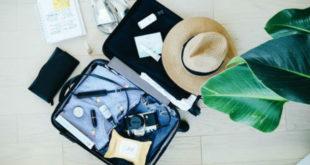 Βαλίτσα διακοπών και στυλ