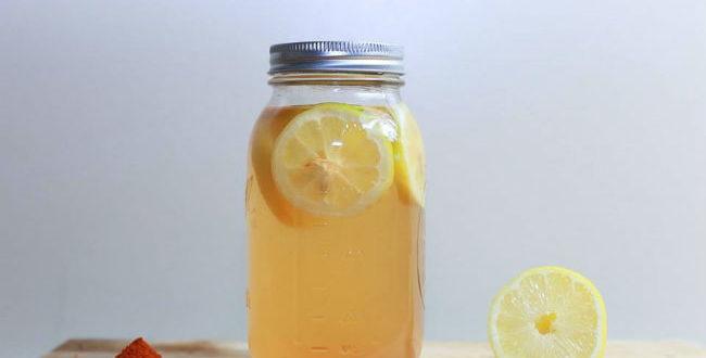 Δροσερή σπιτική λεμονάδα.. ότι πρέπει για το καλοκαίρι. Δείτε τη συνταγή!