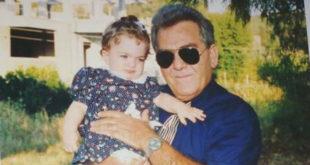 Στον μπαμπά μου, τον φύλακα άγγελο μου