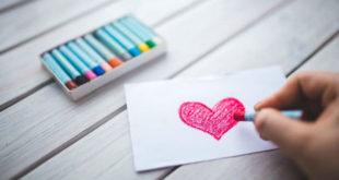 Η αγάπη έχει το χρώμα που της δίνεις