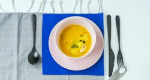 ψαρόσουπα και υλικά