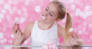 Λευκή ζάχαρη και παιδί!