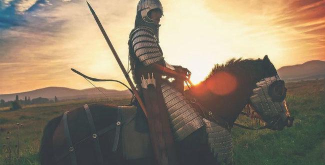 Ο ιππότης με τη σκουριασμένη πανοπλία: Ένα παραμύθι για μεγάλους!