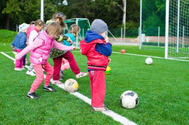Άθληση παιδιών