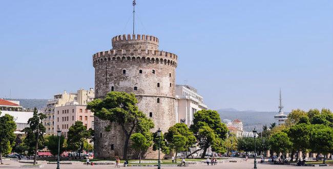Θεσσαλονίκη η πόλη της καρδιάς μας.