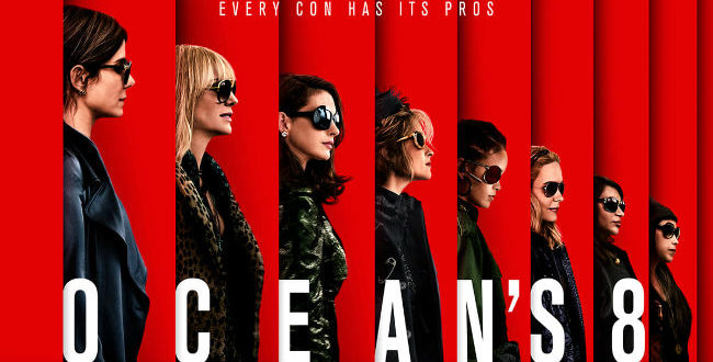 Ocean's 8: Αυτή τη φορά η συμμορία είναι γυναικεία υπόθεση!