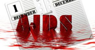 AIDS, 1η Δεκεμβρίου.