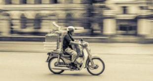 Delivery ένα επάγγελμα θανάτου.