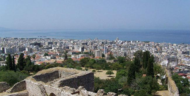 Πάτρα η τρίτη μεγαλύτερη πόλη.