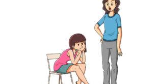 Γονείς μην φωνάζετε τα παιδιά σας
