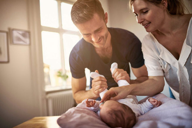 Ο δεκάλογος του νεογέννητου.