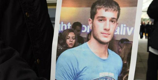 Ο Βαγγέλης Γιακουμάκης έγινε σύμβολο κατά του bullying.