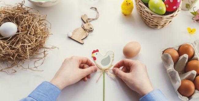 Δημιουργικές ασχολίες με τα παιδιά σας για τις διακοπές του Πάσχα