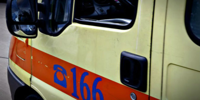 13χρονος έπεσε από ταράτσα στην πόλη των Τρικάλων.