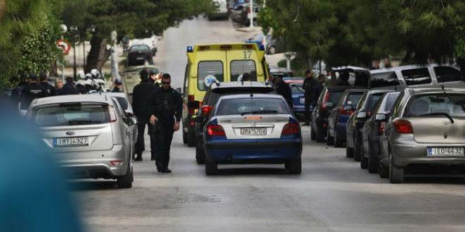 87χρονος αυτοκτόνησε στην Καλογρέζα.