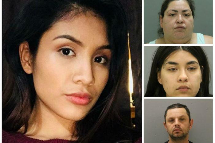 19χρονη έγκυος δολοφονήθηκε στις ΗΠΑ.