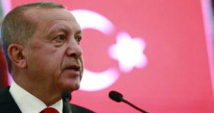 Νέες απειλές Ερντογάν.
