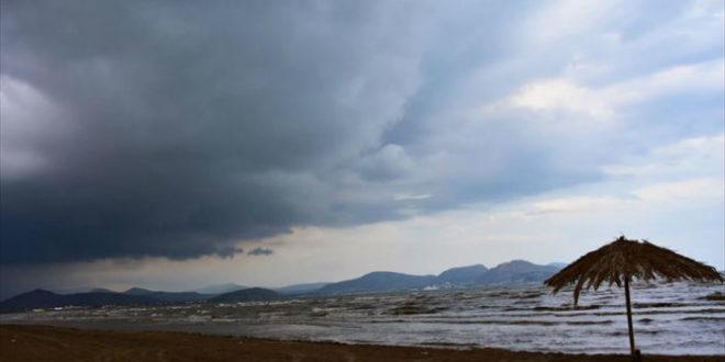 Έρχοντιαι βροχές και καταιγίδες.