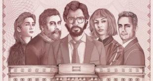 La Casa De Papel 3, trailer