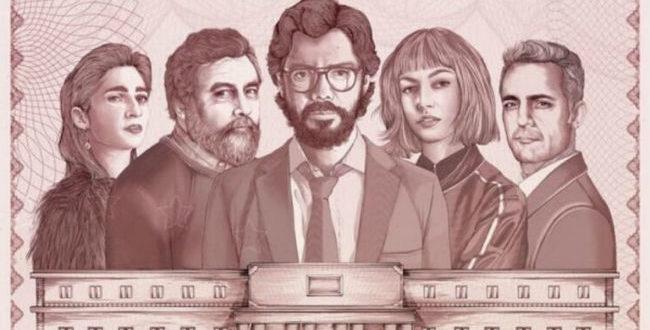 Κυκλοφόρησε το trailer του «La Casa De Papel 3» και οι σκηνές κόβουν την ανάσα