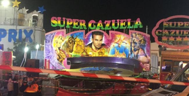 Τρόμος στη Σεβίλλη: Αποκολλήθηκε ρόδα λούνα παρκ – Σοβαροί τραυματισμοί