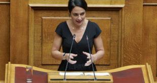 Μιχαηλίδου: Επίδομα τοκετού 2000 ευρώ για κάθε γέννα από 1/1/2020