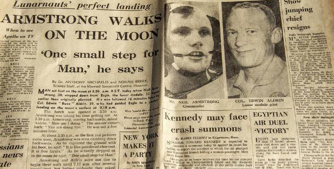 Νηλ Άρμστρονγκ: Ένας σύγχρονος «μικρός πρίγκιπας» κατακτά το φεγγάρι! (φωτό+βίντεο)