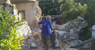 Σεισμός στις Φιλιππίνες: οκτώ νεκροί, πάνω από 60 τραυματίες