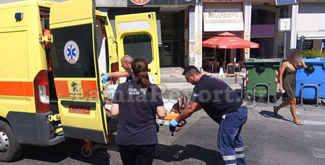 Σοκ στη Λαμία: Προσπάθησε να σφάξει τη γυναίκα του στην πλατεία