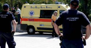 Άγνωστος πυροβόλησε άντρα στο κέντρο της Θεσσαλονικής