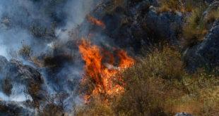 ΕΚΤΑΚΤΗ ΕΠΙΚΑΙΡΟΤΗΤΑ: Μεγάλη πυρκαγιά στο Δομοκό