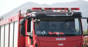 Φωτιά τώρα : Μεγάλη πυρκαγιά στον Ασπρόπυργο