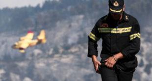 Εύβοια: Νέες αποκαλύψεις για τον ύποπτο της μεγάλης φωτιάς
