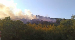 ΕΚΤΑΚΤΗ ΕΠΙΚΑΙΡΟΤΗΤΑ: Φωτιά ΤΩΡΑ στην Αλεξανδρούπολη