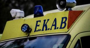 Τραγωδία στο Κιλκίς: Μία νεκρή και δύο τραυματίες από σύγκρουση ΙΧ με αμαξοστοιχία