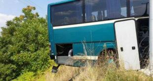 Γρεβενά: Λύθηκε χειρόφρενο σε ΚΤΕΛ - Άγιο είχαν οι επιβάτες