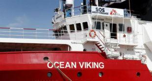 Τελειώνουν τα τρόφιμα στο πλοίο διάσωσης Ocean Viking