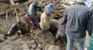 Σεισμός στην Τουρκία: 100 σπίτια κατέρρευσαν, τραυματίες και εγκλωβισμένοι