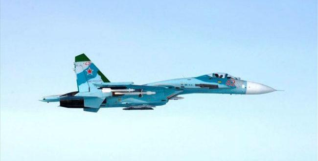 Πολεμικό αεροσκάφος του ΝΑΤΟ αναχαιτίστηκε από Ρωσικά Μαχητικά
