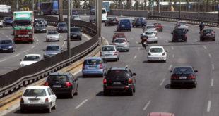 Χάος στην Εθνική Οδό – Μεγάλο μποτιλιάρισμα