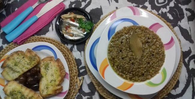 Η συνταγή της ημέρας: Φακές σούπα