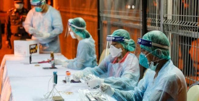 Κορωνοϊός: Από 5 έως 12 ημέρες η ασυμπτωματική φάση του ιού