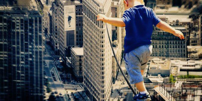 Τα πρώτα βήματα των παιδιών και ο ρόλος των γονιών